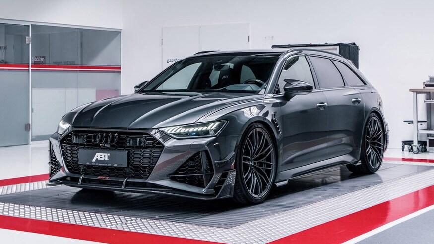 Audi RS 6-R