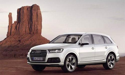 Audi q7 - высокая проходимость и спортивный характер