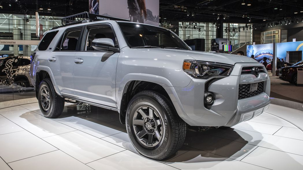 Toyota 4Runner Trail Edition