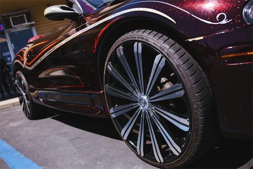 Автомобильные диски: особенности и специфика