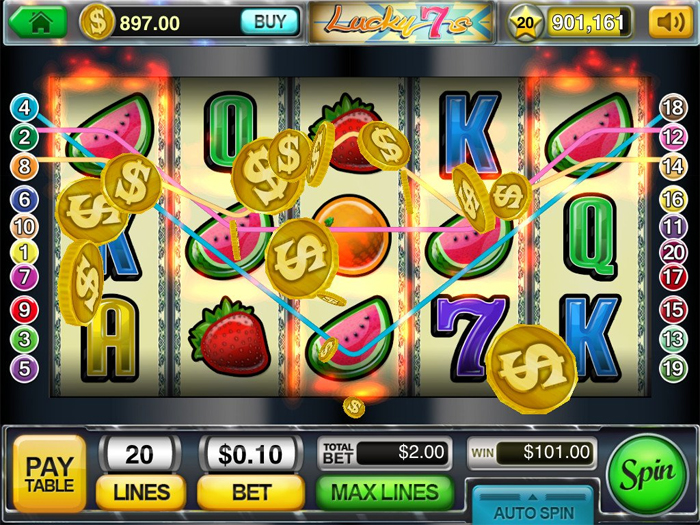 Азартные игры: аппараты на деньги и их преимущества