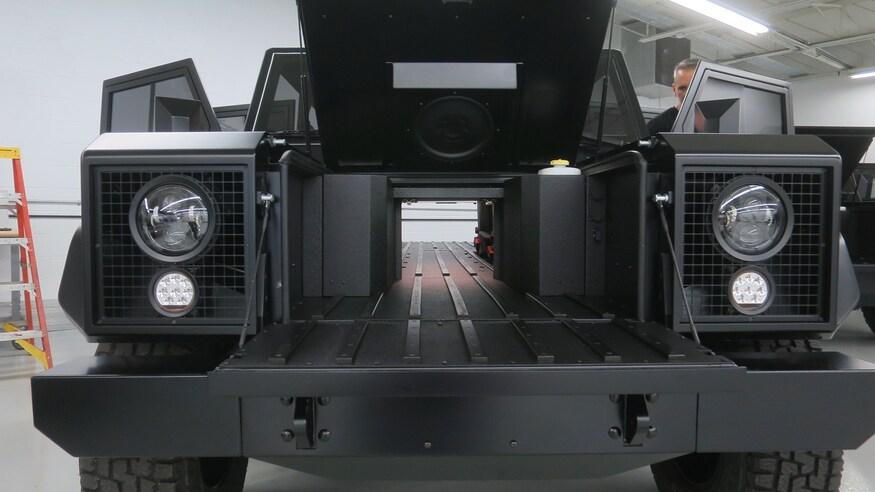 Bollinger E-Chassis