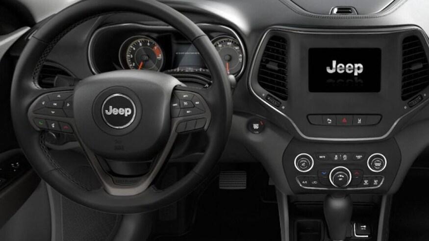 Jeep Cherokee Latitude Lux