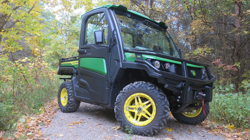 John Deere Gator XUV835R