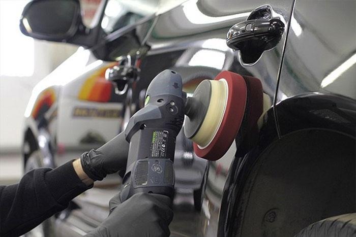 Как устранить царапины на кузове автомобиля?