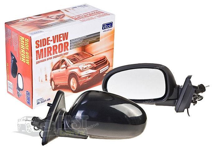 Как заменить автомобильное зеркало