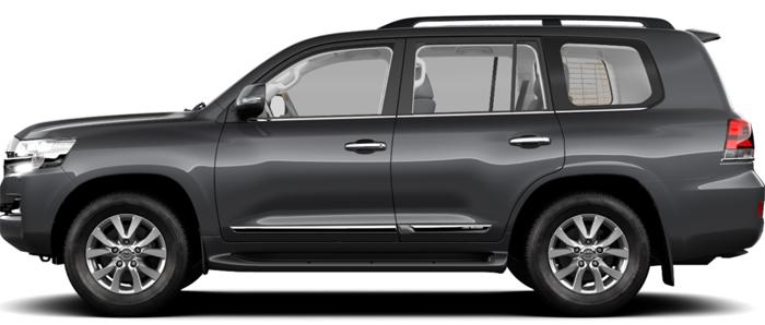 Кроссовера Toyota Land Cruiser 200