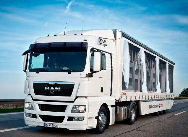 MAN грузовик
