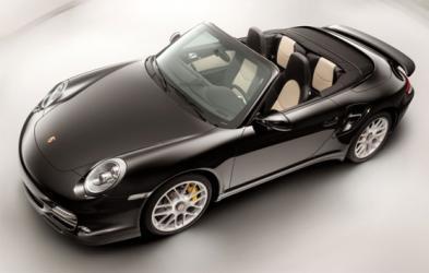 Porsche 911 Turbo S Cabriolet