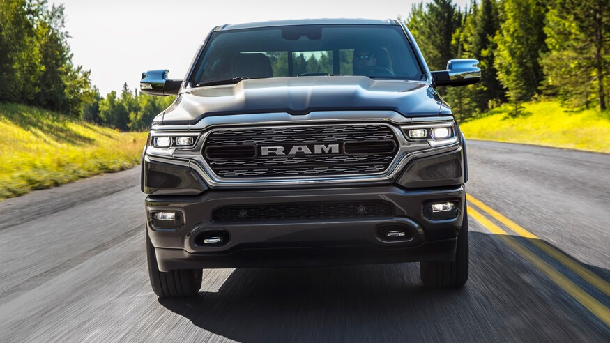 Ram 1500 Limited Night Edition