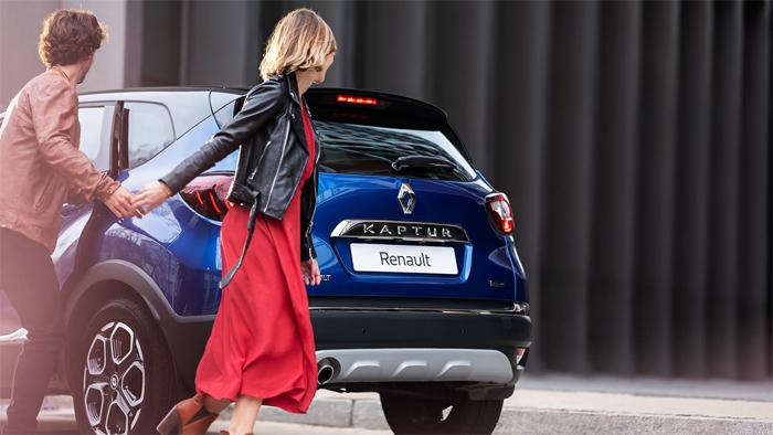 Renault Captur: достоинства и преимущества модели