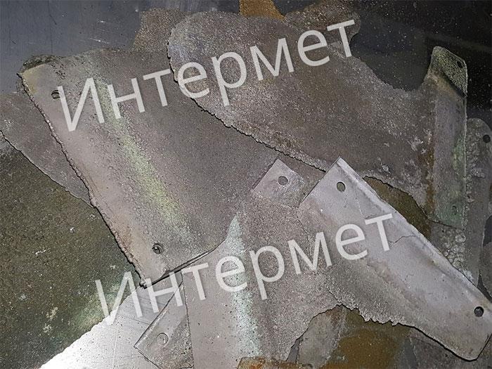 Сдача металлолома