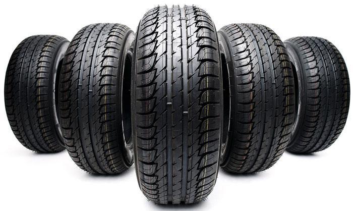 Хранение шин и колес.