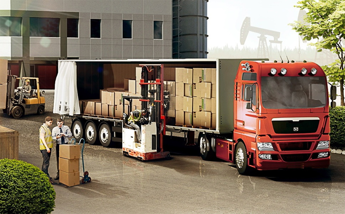 Способы перевозки грузов
