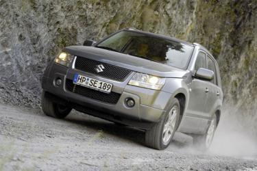 Suzuki Grand Vitara 5d