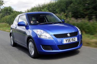 Suzuki Swift 3 d