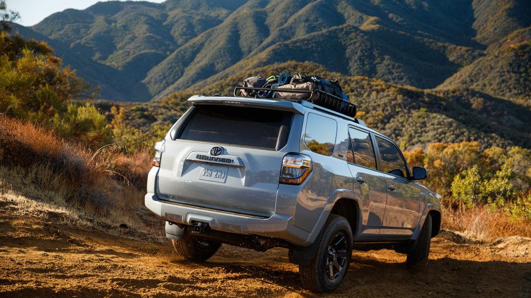 Toyota Trail Edition 4Runner, Тундра, Такома