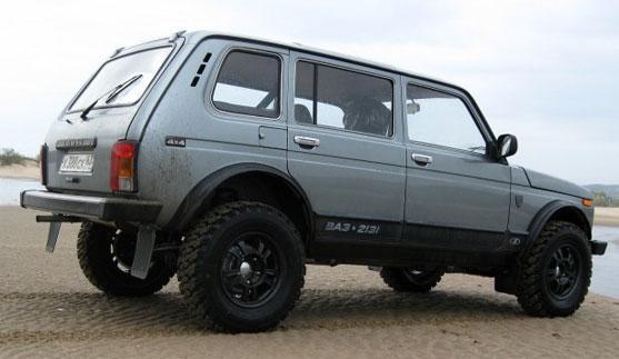 ВАЗ 2131 (Бронто)