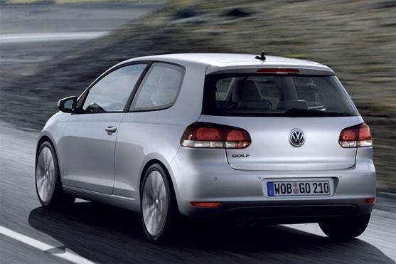 Volkswagen Golf VI 3d