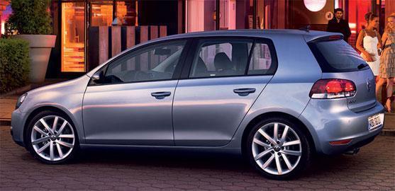 Volkswagen Golf VI 5d